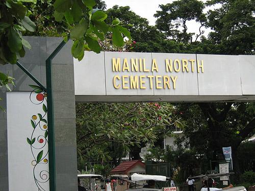 American War Grave Manila