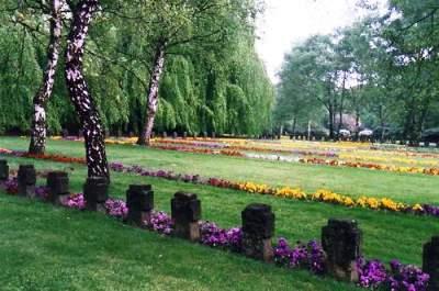 Duitse Oorlogsgraven Hamburg-Altona
