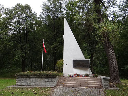 Memorial to the Missing Partisans