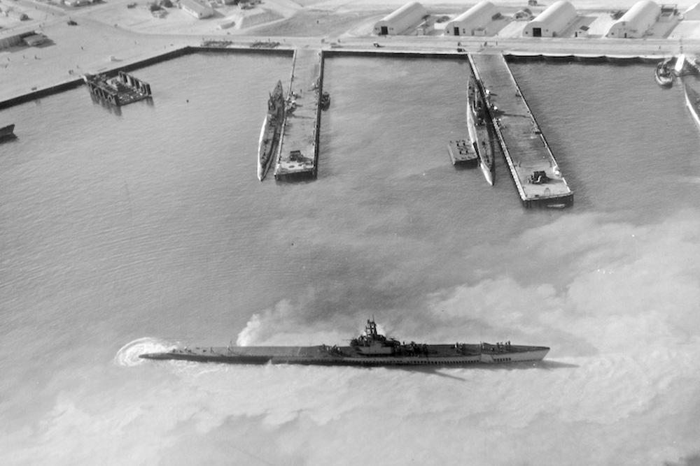 Submarine Base Midway