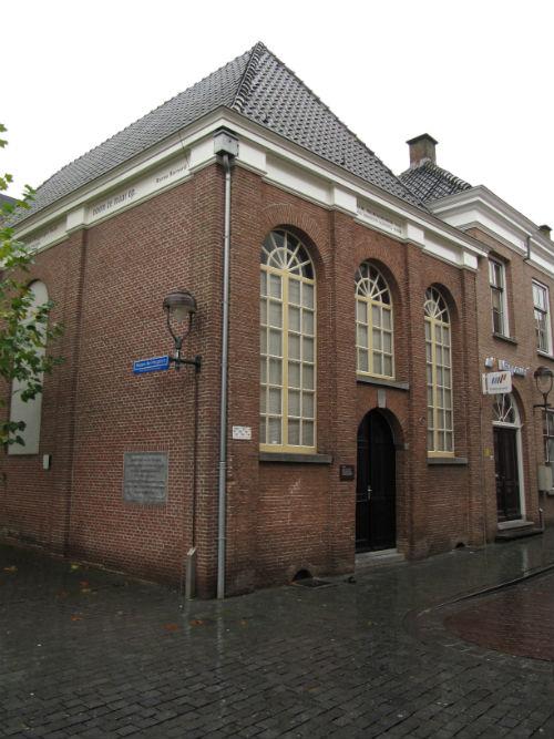 Voormalige Synagoge Bergen op Zoom