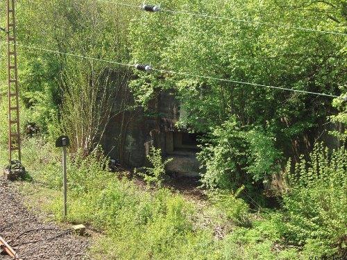 Westwall - Regelbau 105b Bunker Dillingen