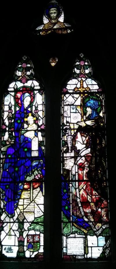 Remembrance Window William Henry O'Keefe
