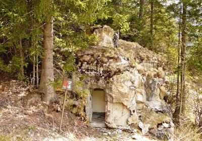 Strong Point No. 3 (Blockade Prato Drava)