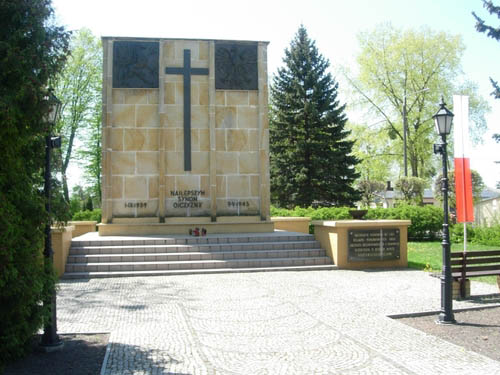 Mausoleum Slachtoffers Nationaal-socialisme Tuchola
