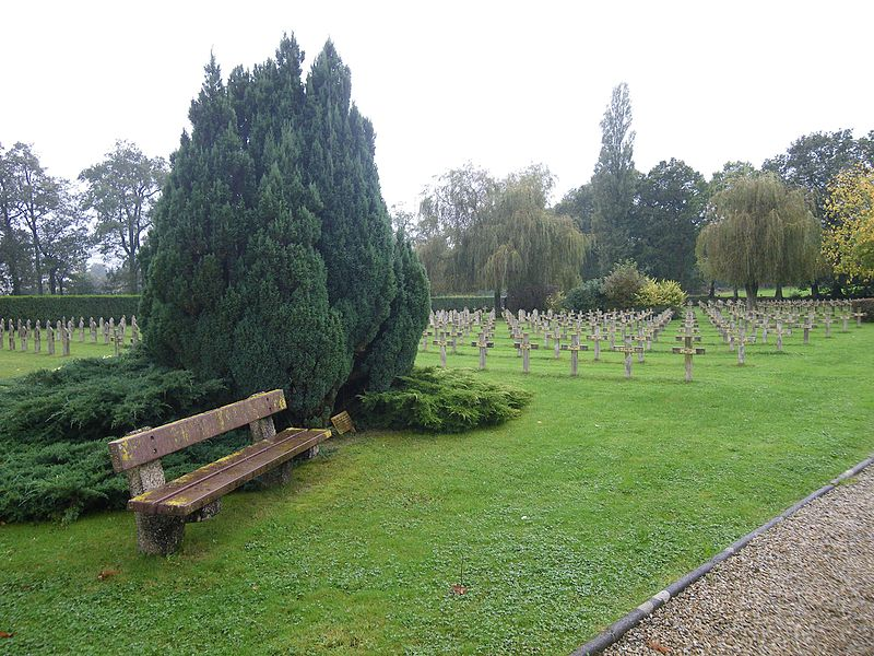 French War Cemetery Sainte-Anne-d'Auray