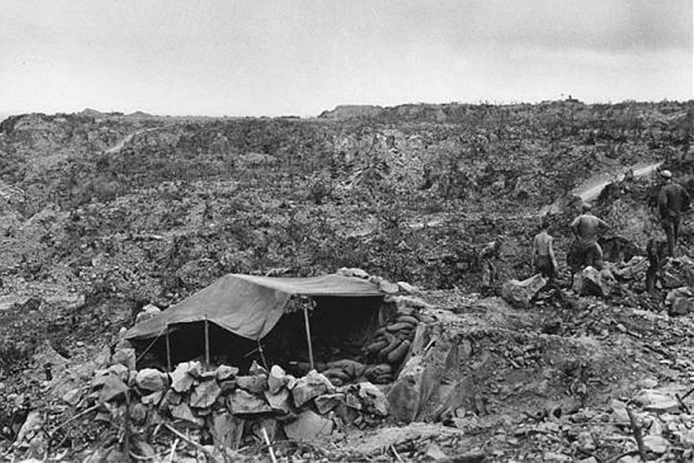Iwo Jima - Bloody Gorge (