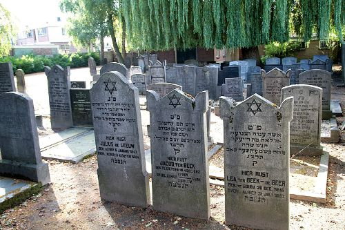 Joodse Oorlogsgraven Hengelo