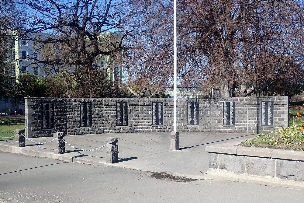 War Monument Timaru
