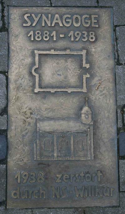 Memorial Synagogue Neuenkirchen