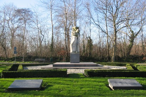 War monument Renesse