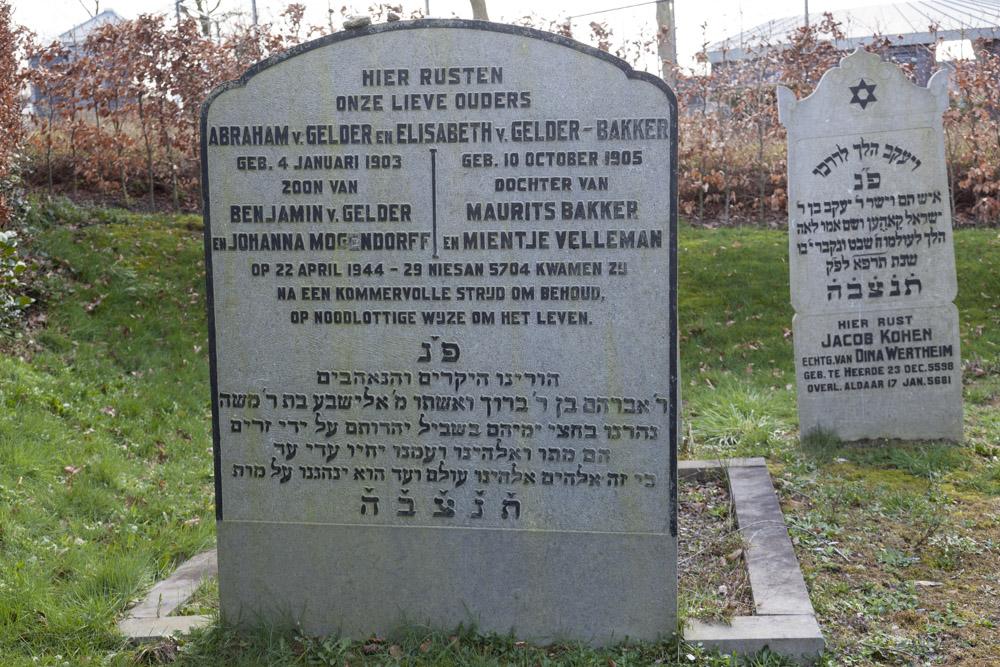 Nederlandse (Joodse en algemene) Oorlogsgraven Hattem