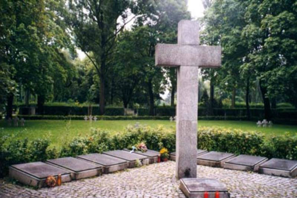 German War Graves Cracow