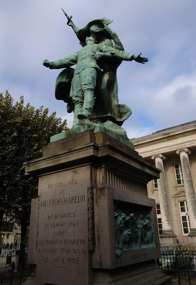 Standbeeld van George de Villebois-Mareuil