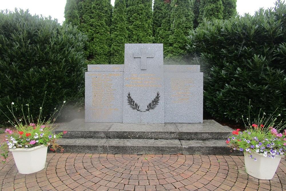 War Memorial Meroux