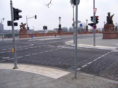 Moltkebrücke Berlijn