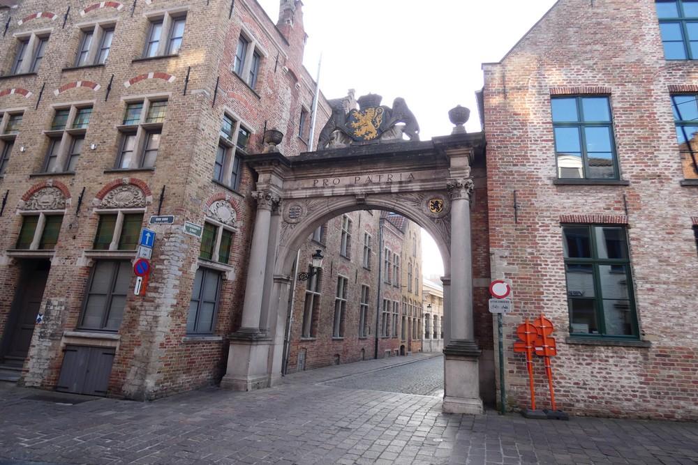 Oorlogsmonument Brugge