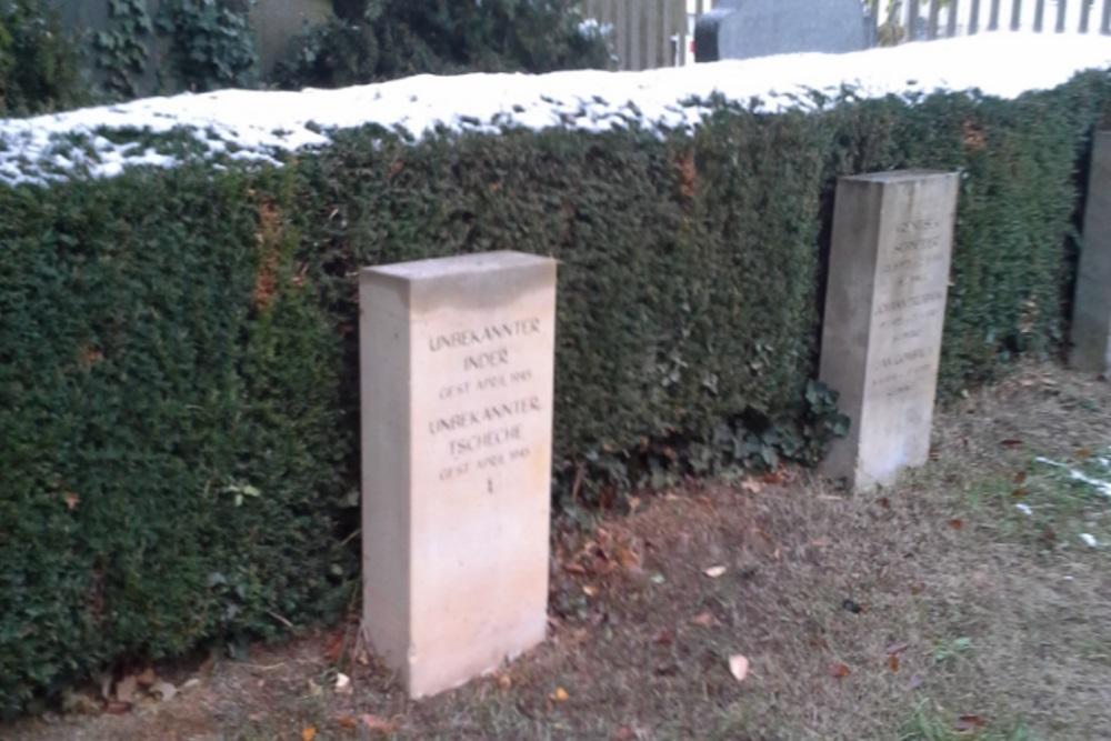 Oorlogsgraf van het Gemenebest Friedhof Eisenach