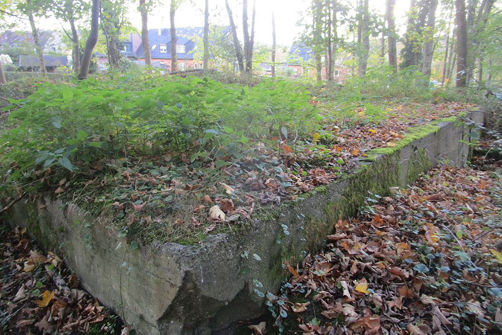 Westwall - Bunker 484 (Regelbau 20)