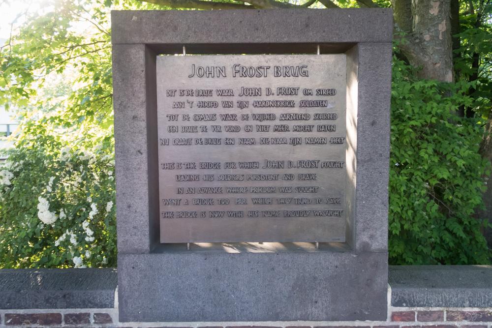 John Frost Monument