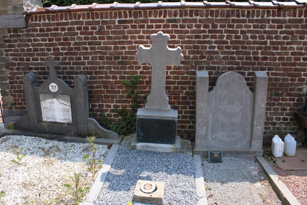 Belgisch Oorlogsgraven Roloux