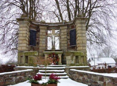 War Memorial Lommersweiler