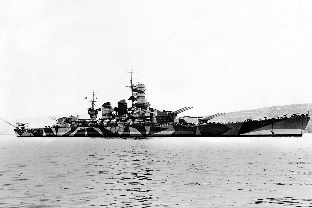 Shipwreck Battleship