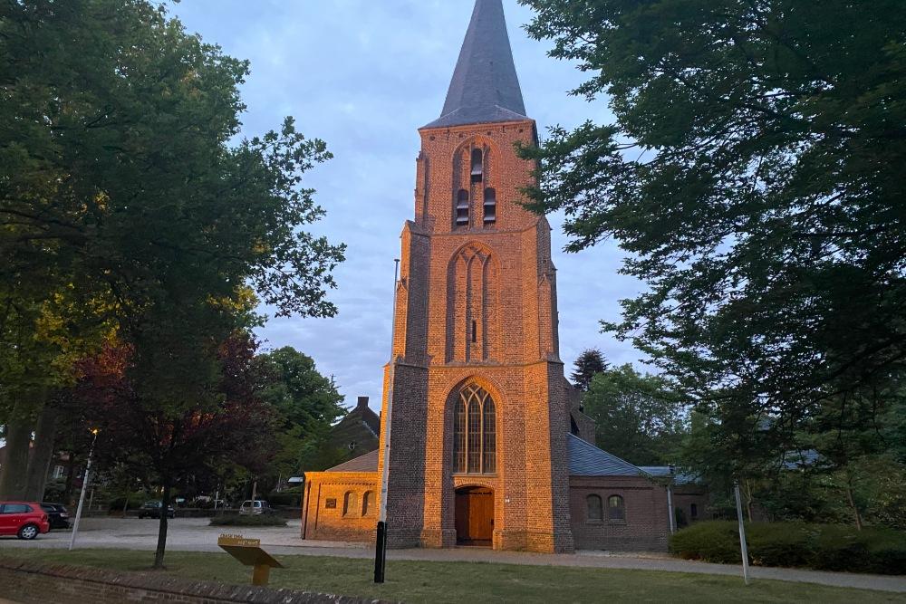 Monument B25 Mitchell FW217