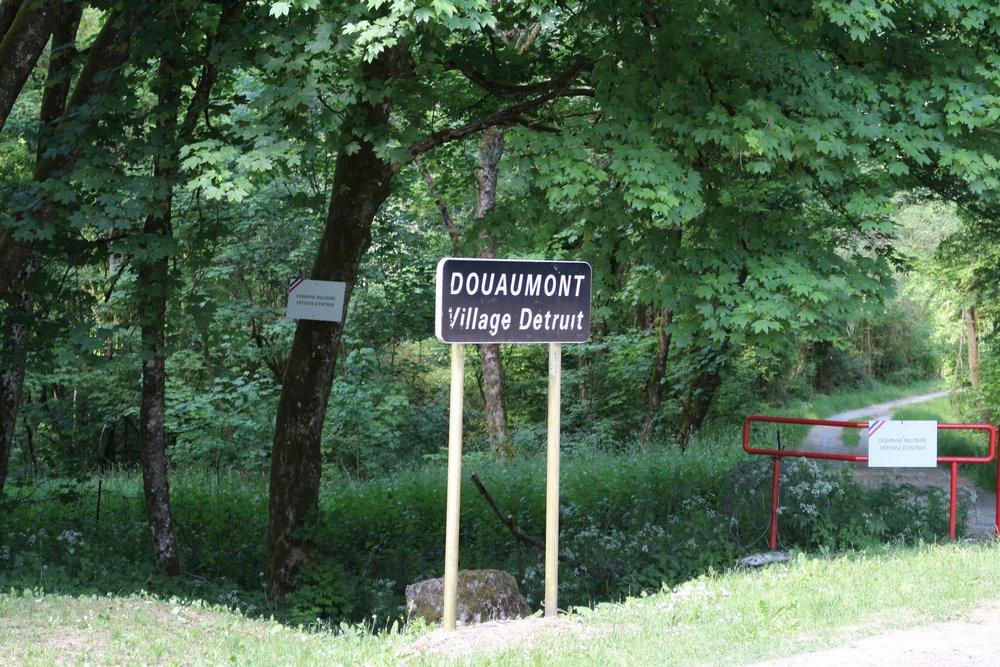 Voormalig Dorp Douaumont