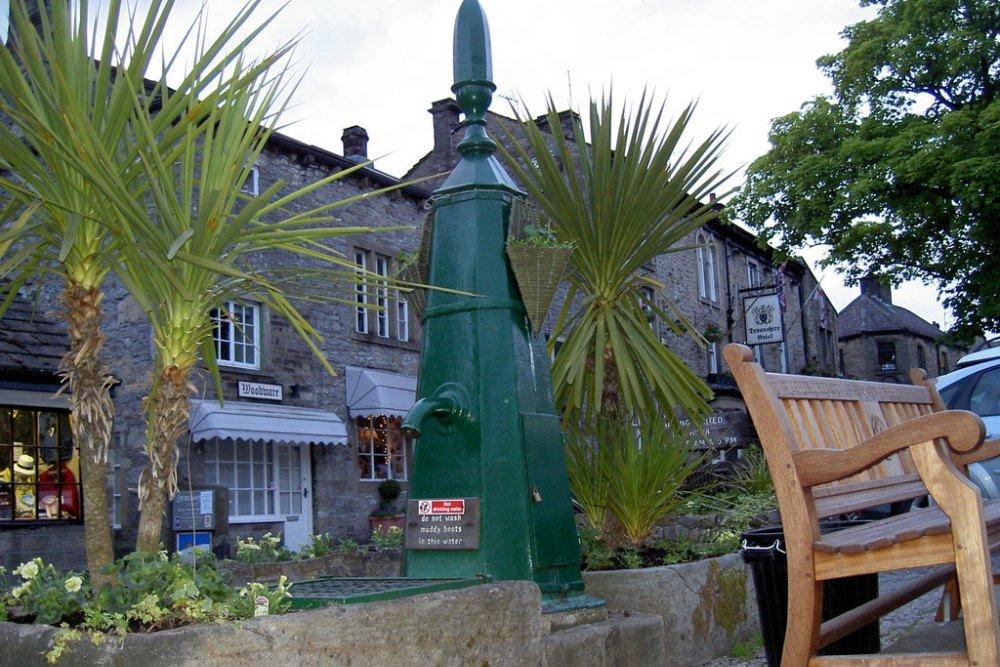 Remembrance Water Pump Grassington