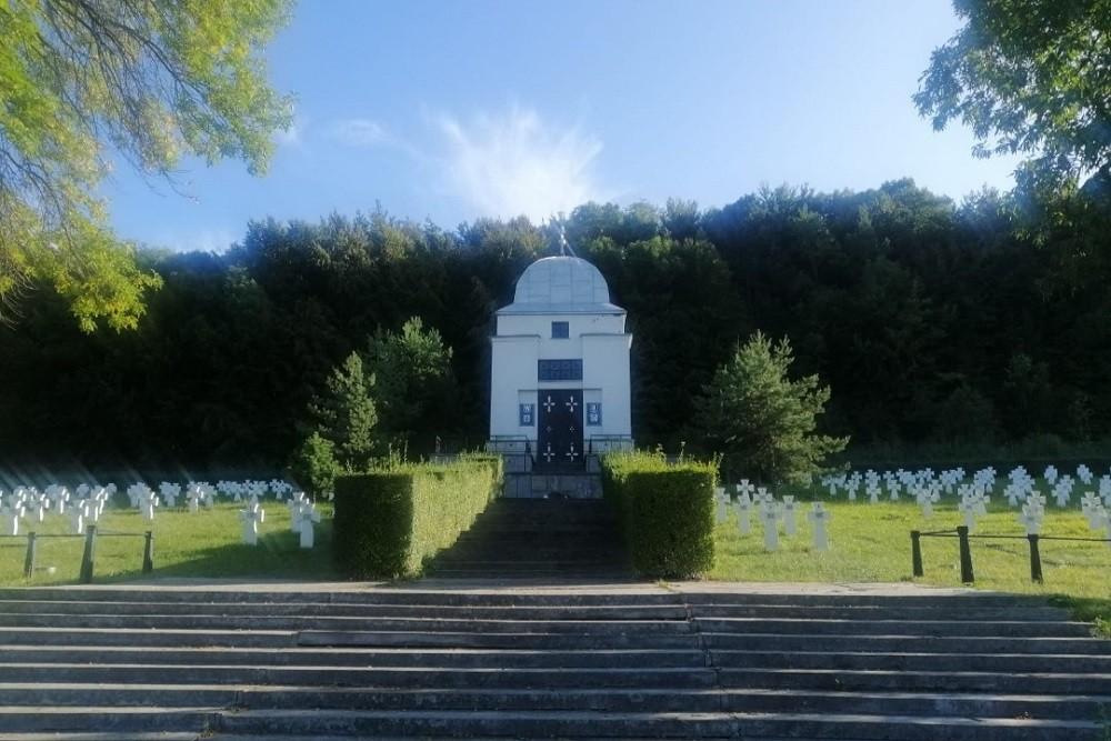 Ukranian War Cemetery Chervone