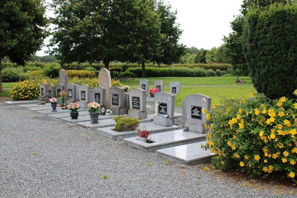 Veteran Cemetery Perk
