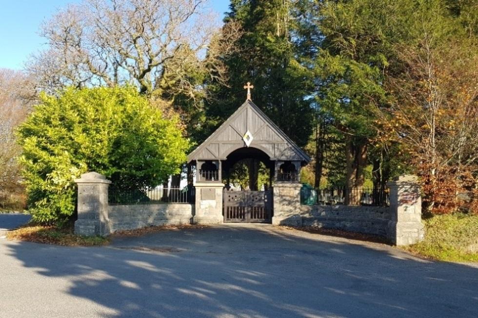 Oorlogsgraven van het Gemenebest Holsworthy Cemetery