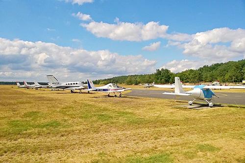 Festung Thorn - Torun Airfield