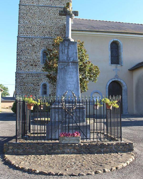 World War I Memorial Laslades