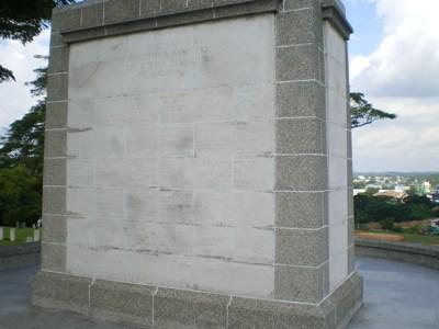 Memorial Civil Hospital Grave Singapore
