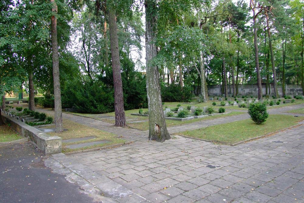 Oorlogsbegraafplaats Lubliniec