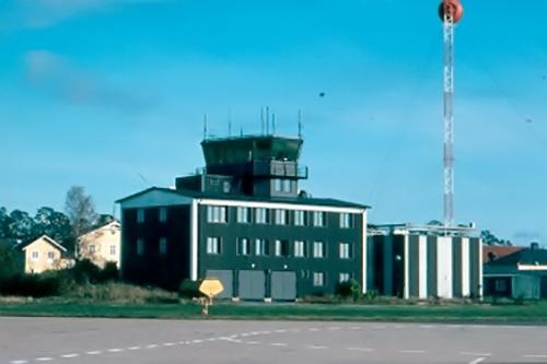 Karlsborg Airbase