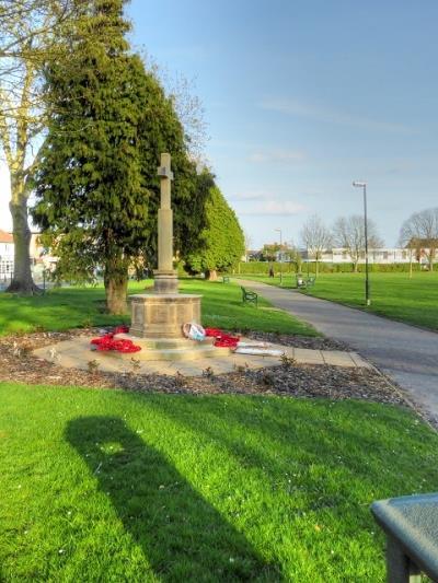 War Memorial Langley