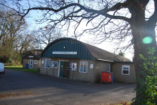 Crookham War Memorial Hall
