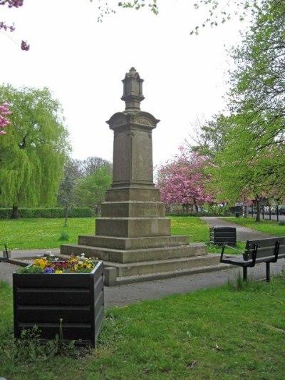 War Memorial Clayton