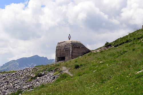Alpenmuur - Kazemat 266