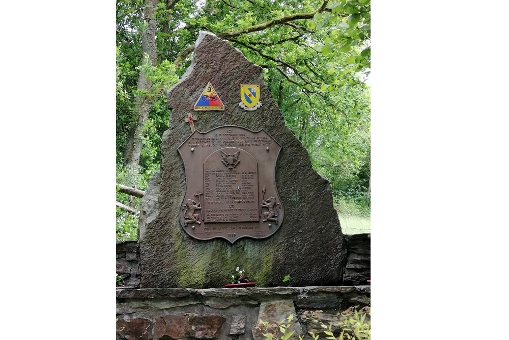 Monument Omgekomen Militairen en Burgers 17 december 1944