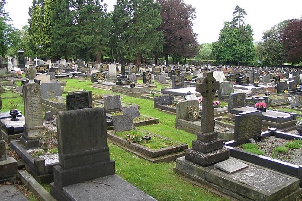 Oorlogsgraven van het Gemenebest Rhydgoch Cemetery