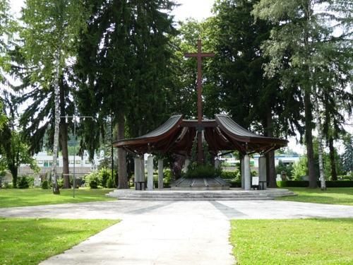 Oostenrijkse Oorlogsgraven Klagenfurt-Annabichl
