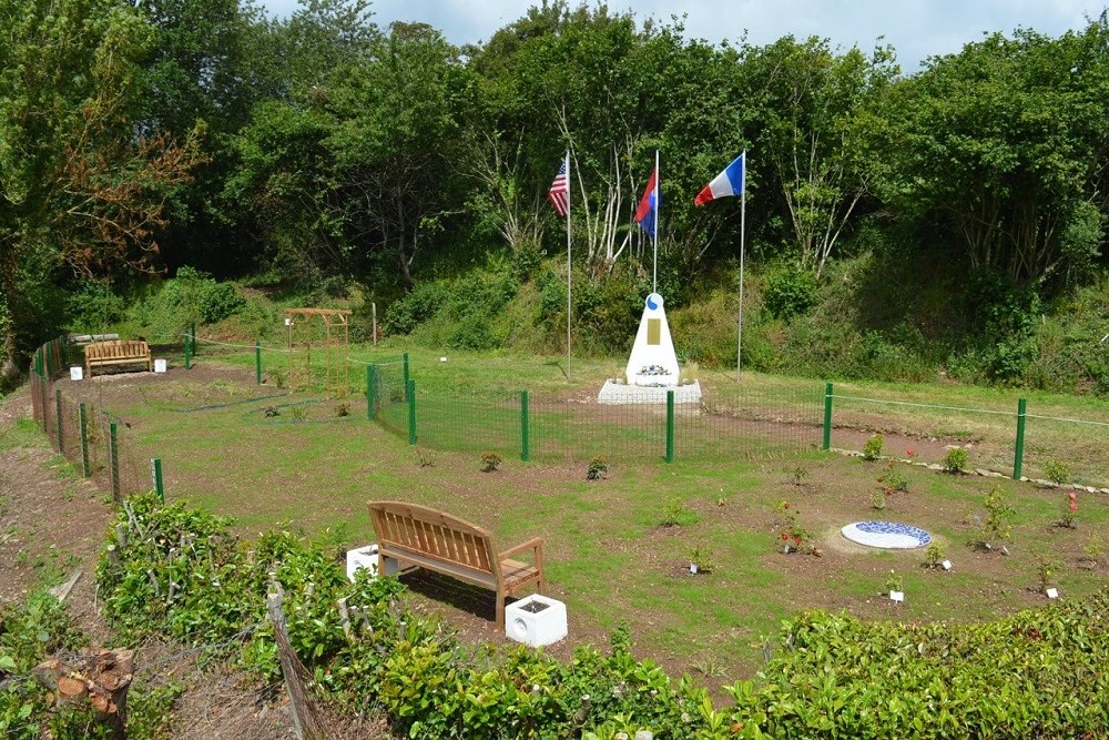 29th Infantry Division Monument & Memorial Garden