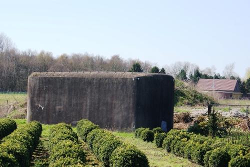 KW-Linie - Bunker L8