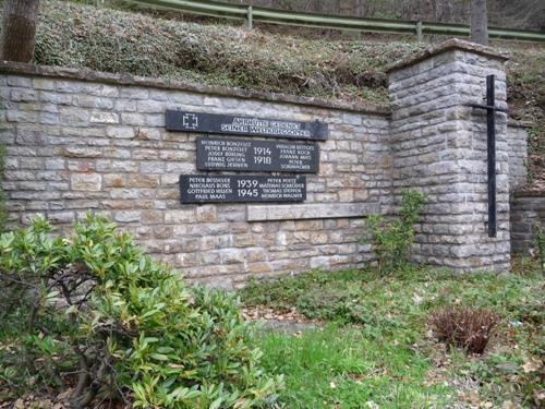 War Memorial Ahrhütte