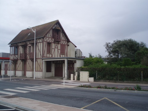 Temporary Cemetery Bernieres-sur-Mer