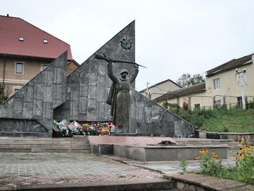 Mass Grave Soviet Soldiers Horodok